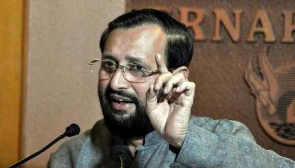 Nitish was a gem during JD(U)-BJP alliance: Javadekar