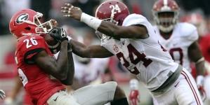 No. 13 Alabama dominates No. 8 Georgia in Athens