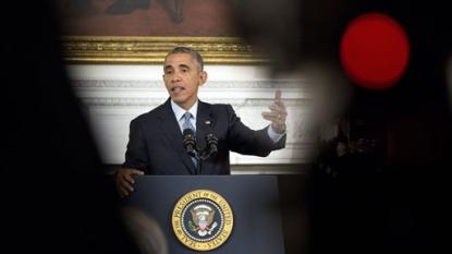 Obama: No negotiations over debt ceiling