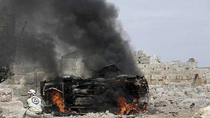 Obama warns Russian Federation of 'quagmire' in Syria