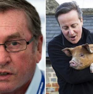 Unauthorised biography claims David Cameron took part in disturbing initiation