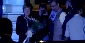 PM Modi tweets 'Namaste Chancellor' to welcome Angela Merkel in India