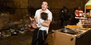 Palestinians denounce Israel's ban restricting them from entering Jerusalem's
