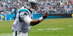Panthers' Newton is a fan of Buccaneers' Winston