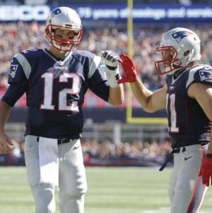 Patriots Open as Huge Favorites Over Cowboys