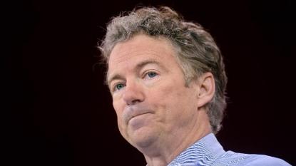 Paul rebukes Cruz over hardball tactics