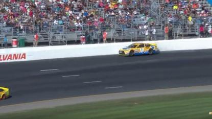 NASCAR Chase: Matt Kenseth Picks Up Victory at Louden