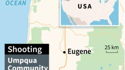 Police Say Oregon Shooter Killed Himself