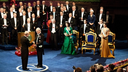 Nobel prize 2015 for medicine goes to Japan, China & Ireland scientists