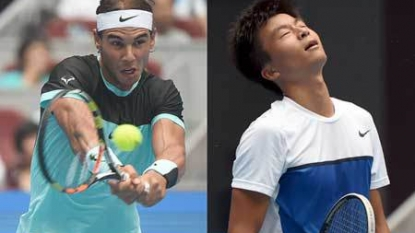 Rafael Nadal fights past Vasek Pospisil at China Open
