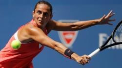 Vinci beats Pliskova to reach semifinals of Wuhan Open