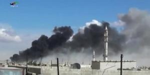 Russia strikes again and admits targeting anti-Assad rebel groups