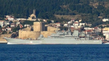 Russian Warplane 'In Turkish Airspace'