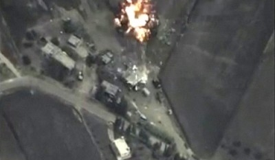 Russian Federation says Islamic State group not only airstrike target in Syria