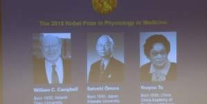 Scientists Win Nobel Prize For Parasite Treatments