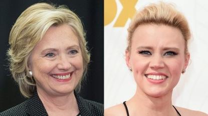 'SNL' tackles Trump, Clinton in season premiere
