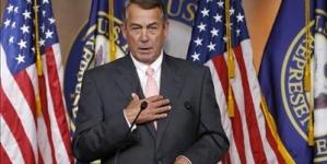 Senate GOP leader seems safe for now after Boehner departure
