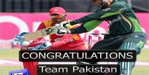 Pakistan wins toss and bowls in 2nd ODI in Zimbabwe