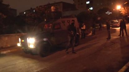 Turkey kills over 10 Kurdish militants, 44 people detained in Istanbul