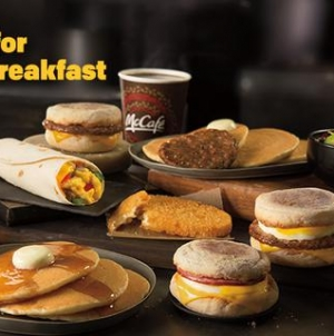 Here's What You Can and Cannot Get for McDonalds' All-Day Breakfast