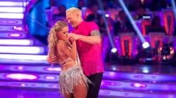 Iwan Thomas and Ola Jordan depart Strictly Come Dancing