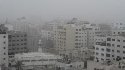 Israeli jets strike Gaza after rocket fire pinned on Hamas