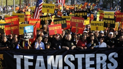 Teamsters Abandon Democrats? Union Withholds Hillary Clinton Endorsement After