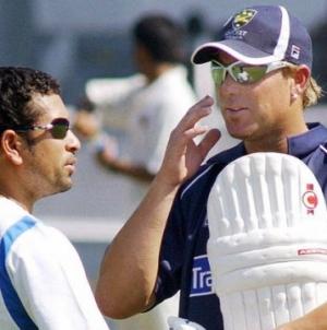 Warne and Tendulkar take cricket to USA