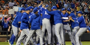 Toronto Blue Jays win first AL East crown since 1993