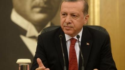 Turkey's Erdogan Wondering about Russian Action in Syria