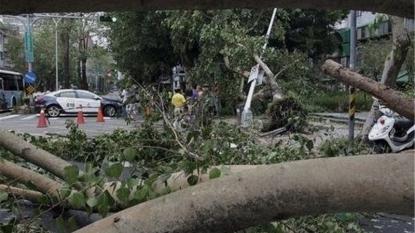 Typhoon Dujuan Kills Two, Injures Over 300 in Taiwan