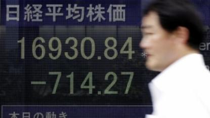 United States stocks dip ahead of consumer data