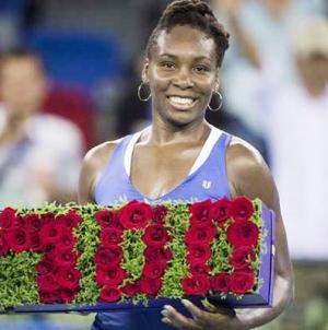 Venus chalks up 700th career victory