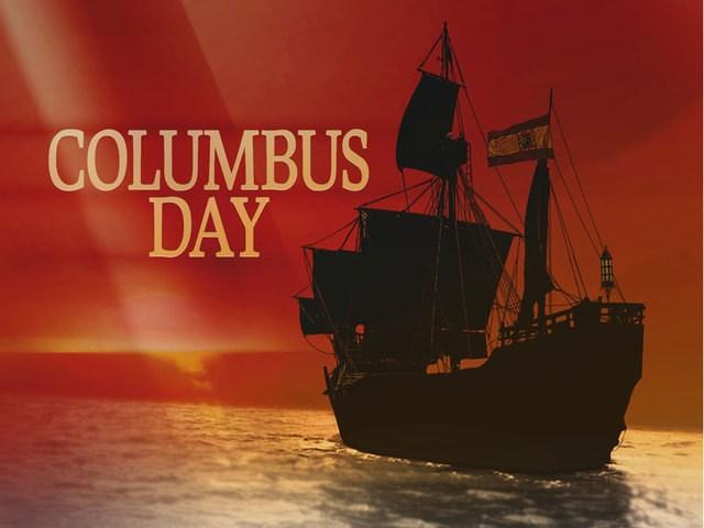 debate on columbus day