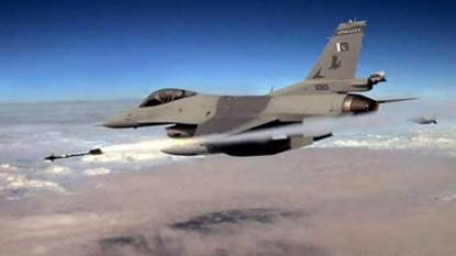 25 terrorists killed in North Waziristan airstrikes: ISPR