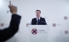 Commonwealth leaders talk terrorism, climate at Malta summit