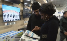 Shoppers fill local stores for Small Business Saturday