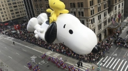 Man Issued Summons Drone Is Spotted Flying Over Macy's Thanksgiving Day Parade