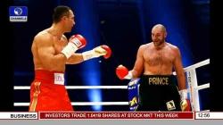 Tyson Fury: I'll be the new Ali