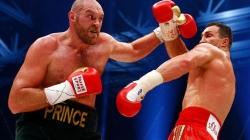 Tyson Fury beats Klitschko to become heavyweight champion