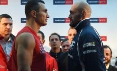 Fury: If I lose to Klitschko I'm a fraud