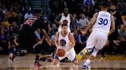 Warriors 106, Bulls 94