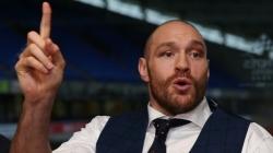 Tyson Fury stunned Klitschko to win WBA, IBF, WBO belts