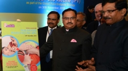 India introduces injectable polio vaccine in routine immunization