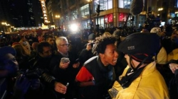 Police shooting: Calm in Chicago despite protests
