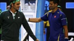 Djokovic floors Federer to reach finals