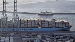 Moller-Maersk shipper posts Q4 loss of $2.5 billion
