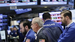 US markets follow global shares lower