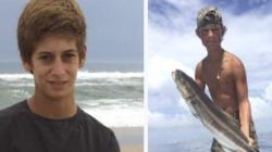 Pilot says he saw 1 of 2 missing teen fishermen