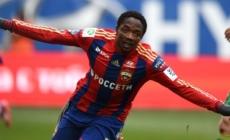 Ahmed Musa move likely, says CSKA Moscow manager Leonid Slutskiy
